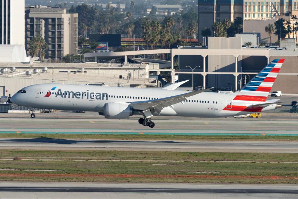 American Airlines коригира поръчката си за Boeing 787 в полза на по-големите 787-9