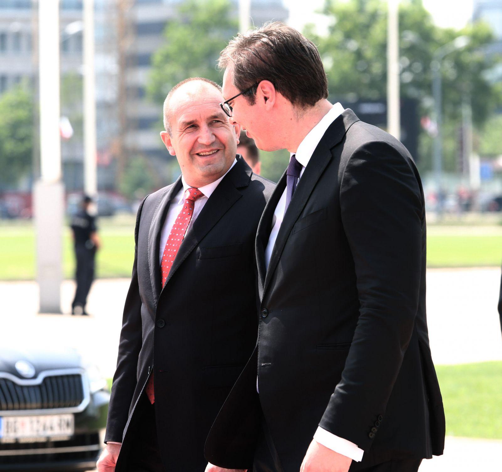 Президентът Румен Радев в Белград: Историческото помирение на Балканите трябва да се реализира в името на общото европейско бъдеще на нашия регион