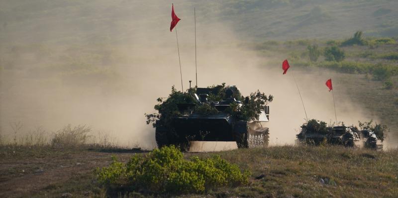 """""""Пирински страж - 2020"""" с участието на 3-и и 10-и механизирани батальони"""