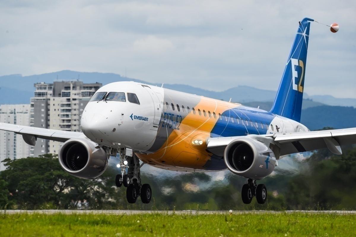 COVID-19 - Embraer потвърди, че отлага пускането на E175-E2 до 2023 г.
