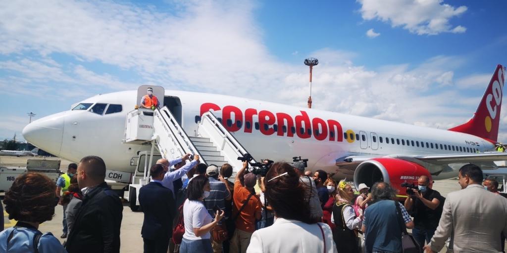 Летище Бургас посрещна първите туристи за 2020 г.