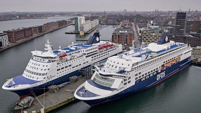 Дания и Норвегия се обединяват за изграждането на най-големия водороден ферибот в света
