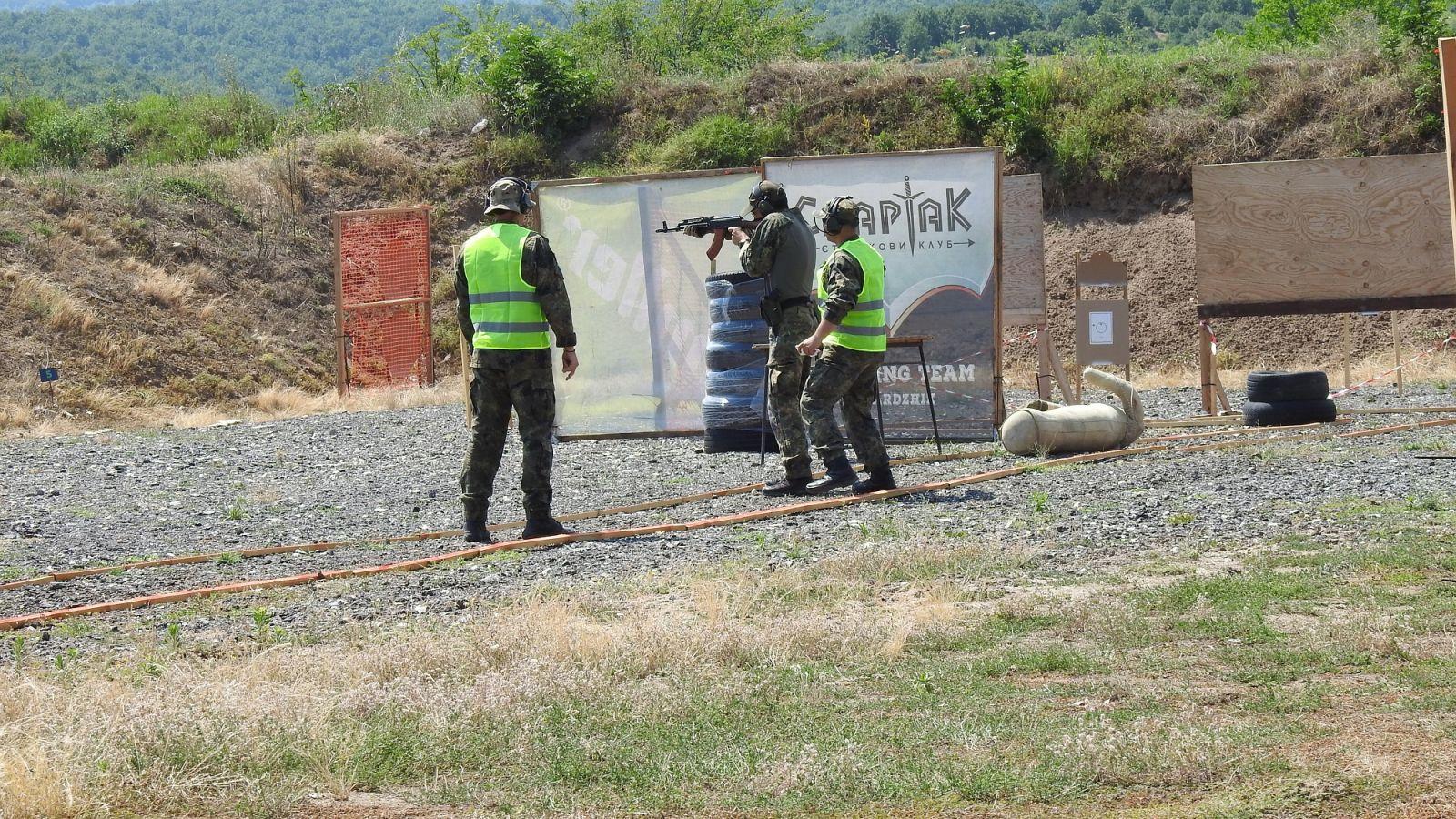 ГАЛЕРИЯ: Специалните сили с титли и в Държавния военен шампионат по тактическа стрелба