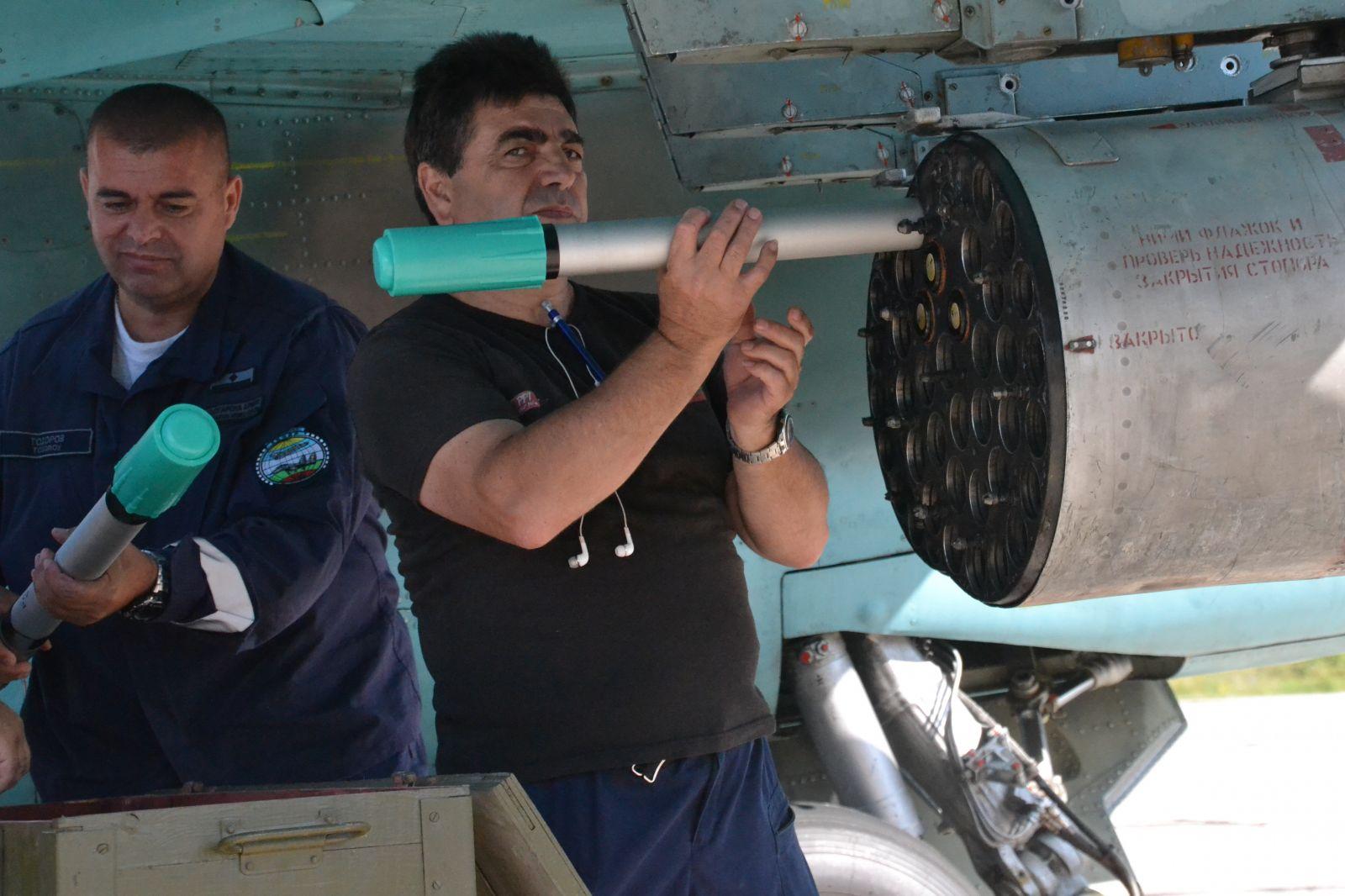 """ТУБЕС """"Шабла 2019"""" Част 7 Су-25 - работното конче на ВВС на летище Балчик (ГОЛЯМА """"СУХА"""" БАЛЧИШКА ГАЛЕРИЯ)"""