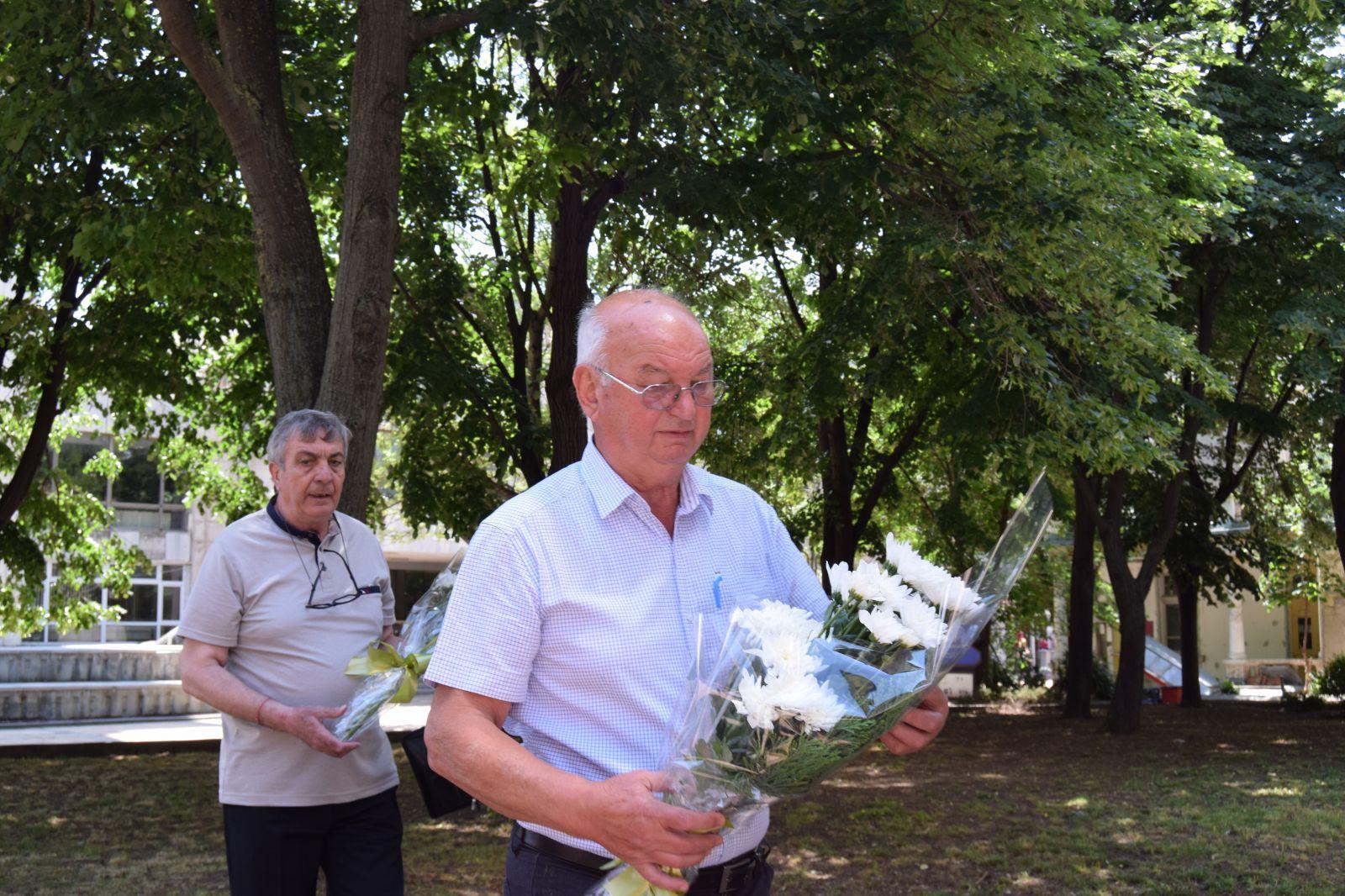 70 години 26-и рап Толбухин/Добрич - тържествена церемония (ГОЛЯМА ПРАЗНИЧНА ГАЛЕРИЯ)