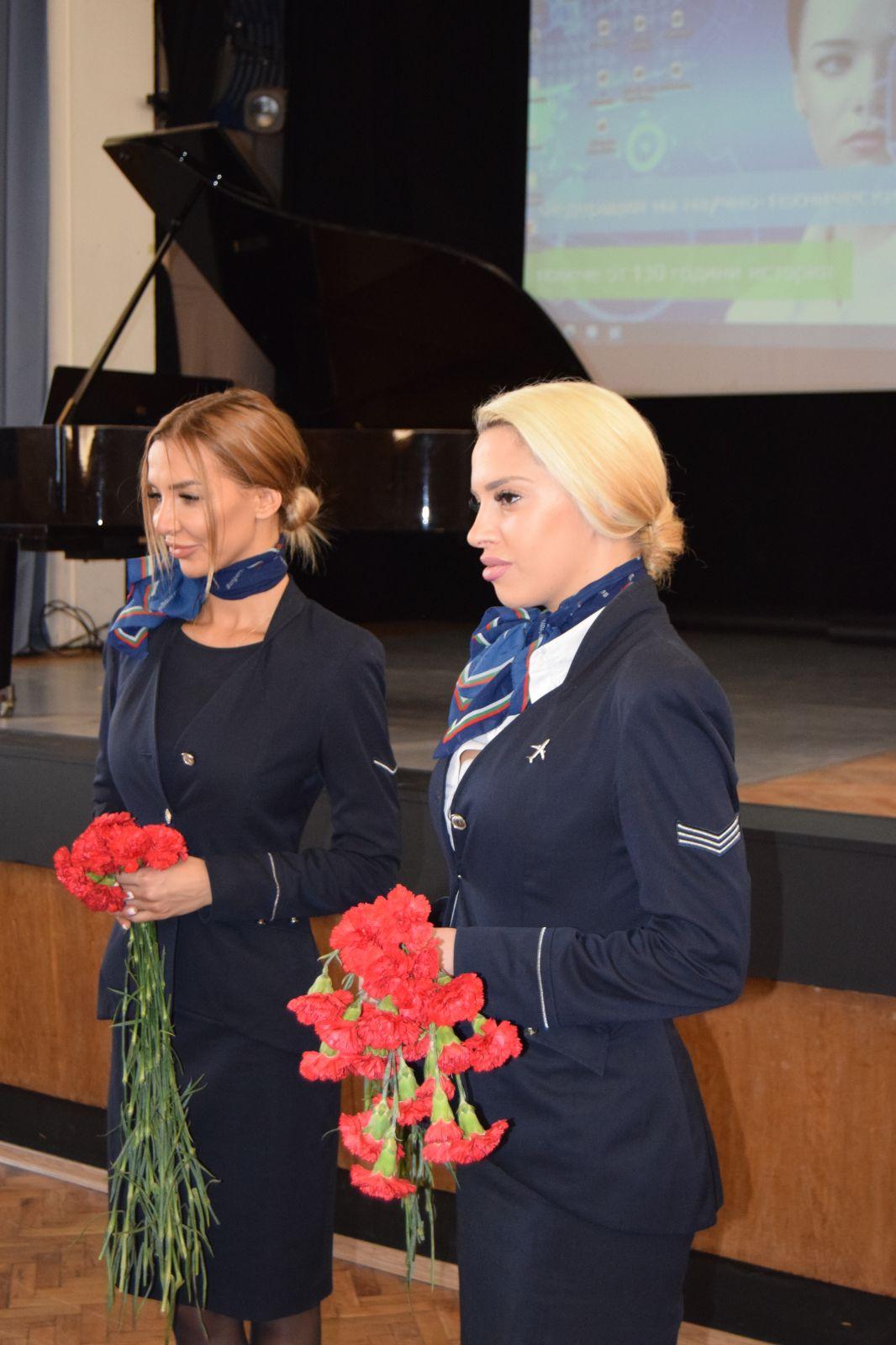 Тържествено отбелязване на 74 години на гражданската авиация в България (ГОЛЯМА ПРАЗНИЧНА ГАЛЕРИЯ)