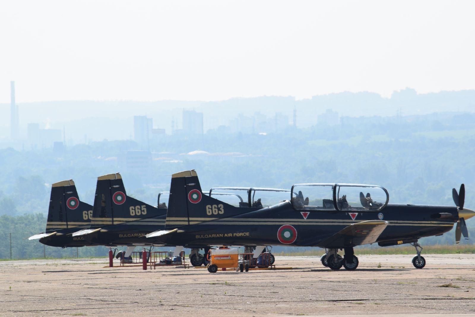 ВВУБ Долна Митрополия - Държавен изпит по летателна подготовка за Випуск 2020-2 (ГОЛЯМА ПОЛЕТНА-ИЗПИТНА ГАЛЕРИЯ)