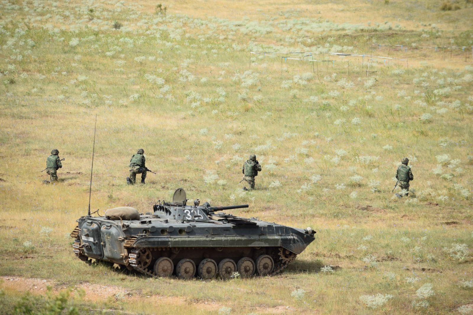 МНЕНИЯ: Военни и цивилни за Peace Sentinel 2017 (И ГАЛЕРИЯ)