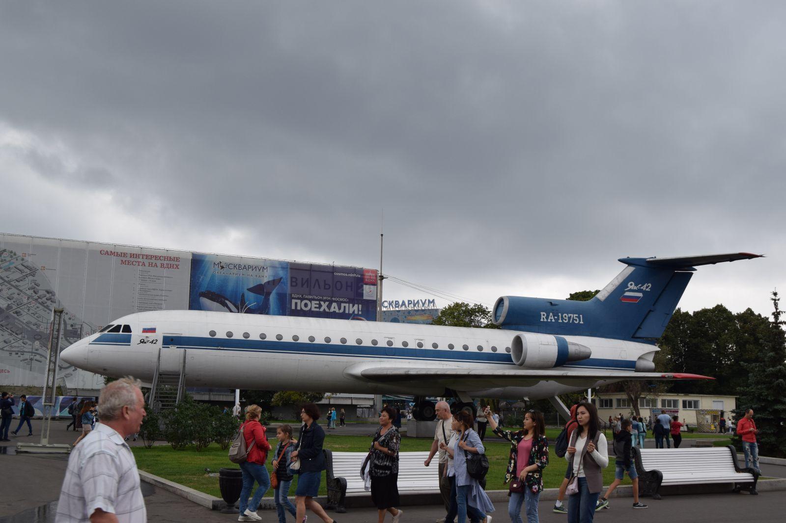 ДИРЕКТНО ОТ МЯСТОТО НА СЪБИТИЕТО: Авиация и космонавтика в нов музей във ВДНХ в Москва