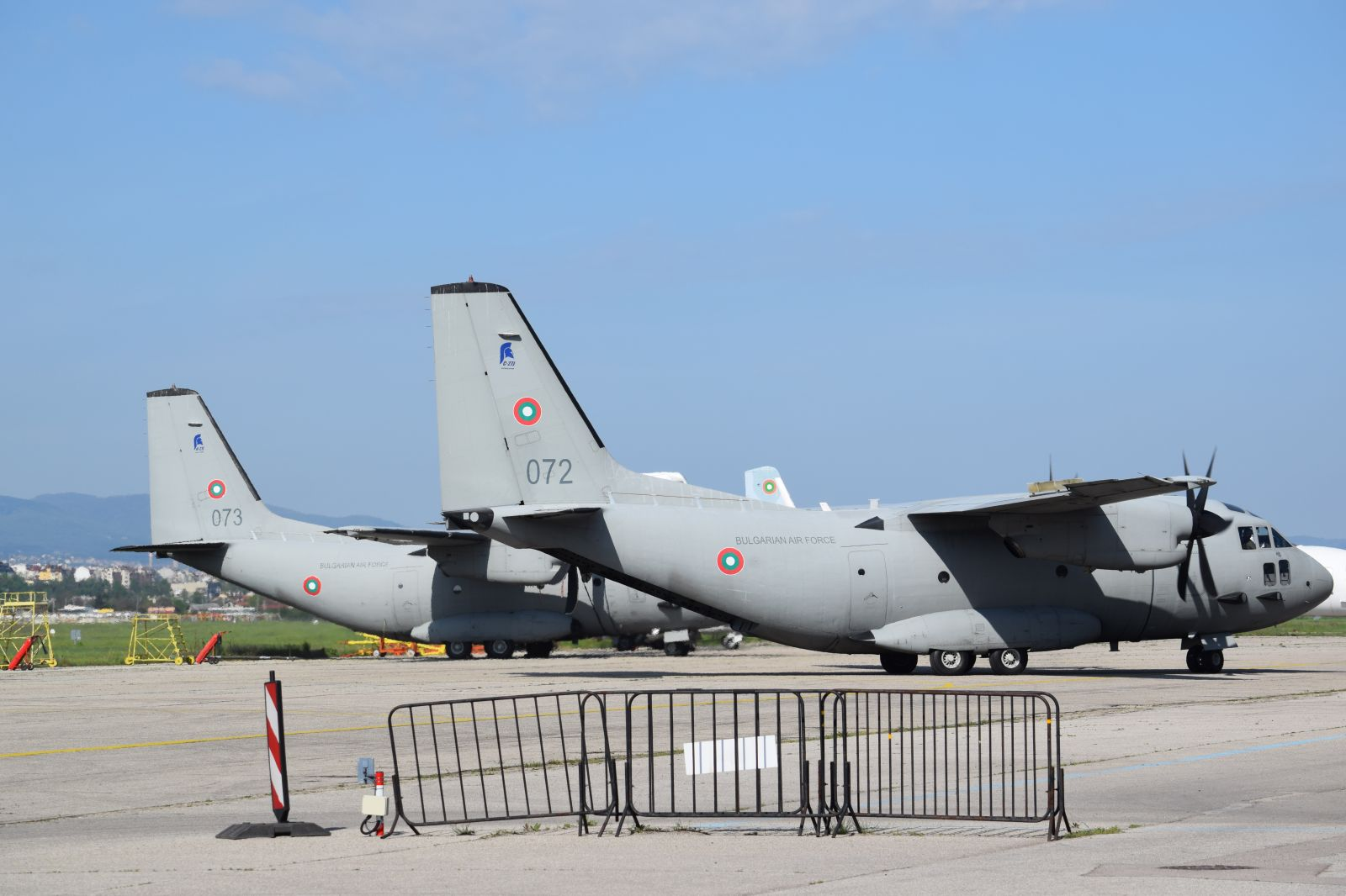 Част 4 Авиацията на 16-а ТрАГ - Генерална репетиция за въздушната демонстрация на 6 май (ЕКСКЛУЗИВНА ТРАНСПОРТНА ГАЛЕРИЯ)