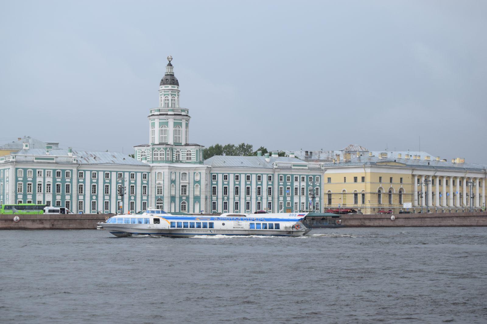 Дъждовен вторник в Санкт-Петербург - част 3
