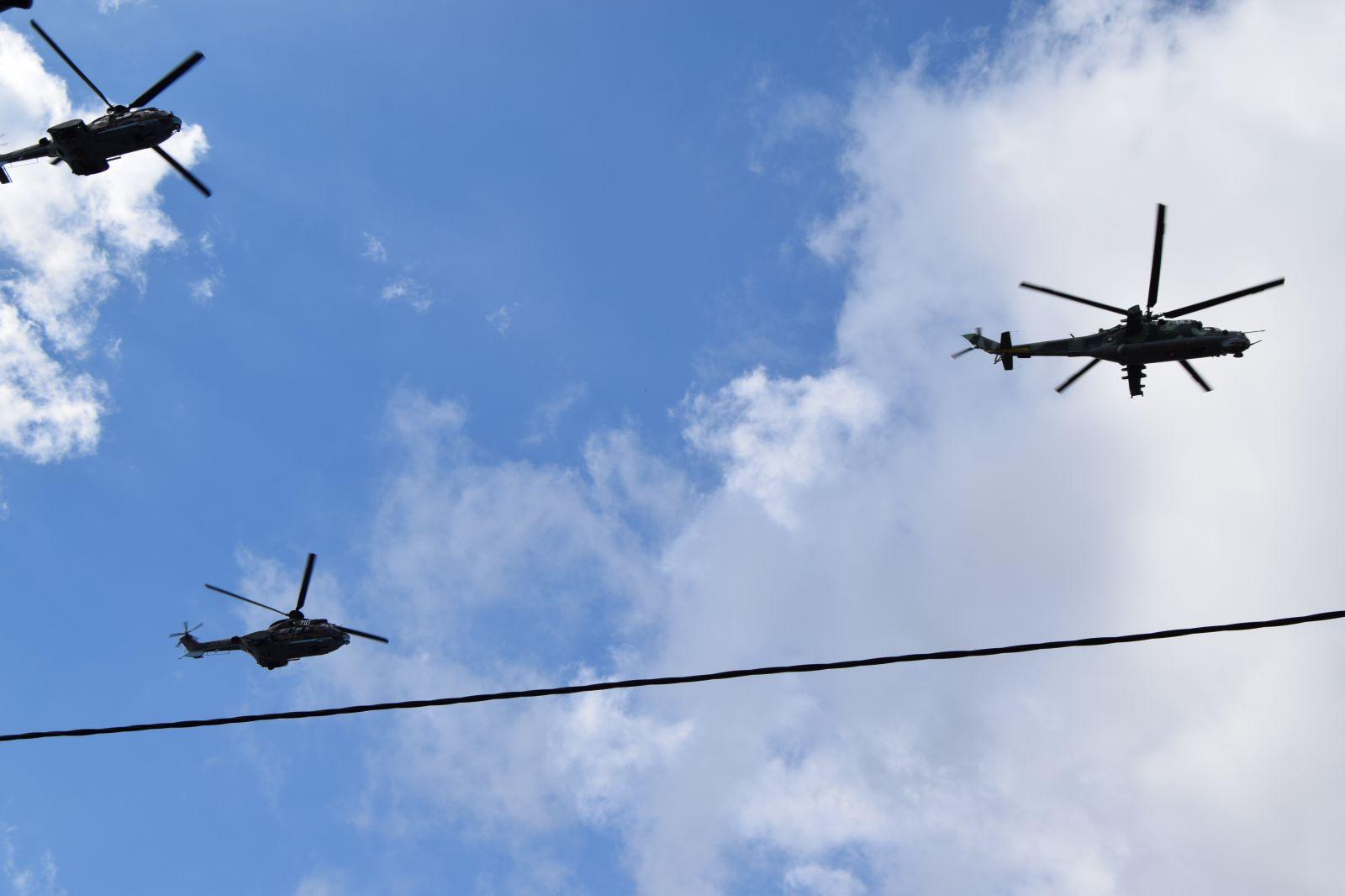 Парадът за 6 май 2019 г. - мащабен, с техника и авиация Част 2 Техниката на съвременната българска армия (Ексклузивна авиационна и автобронетанкова галерия)