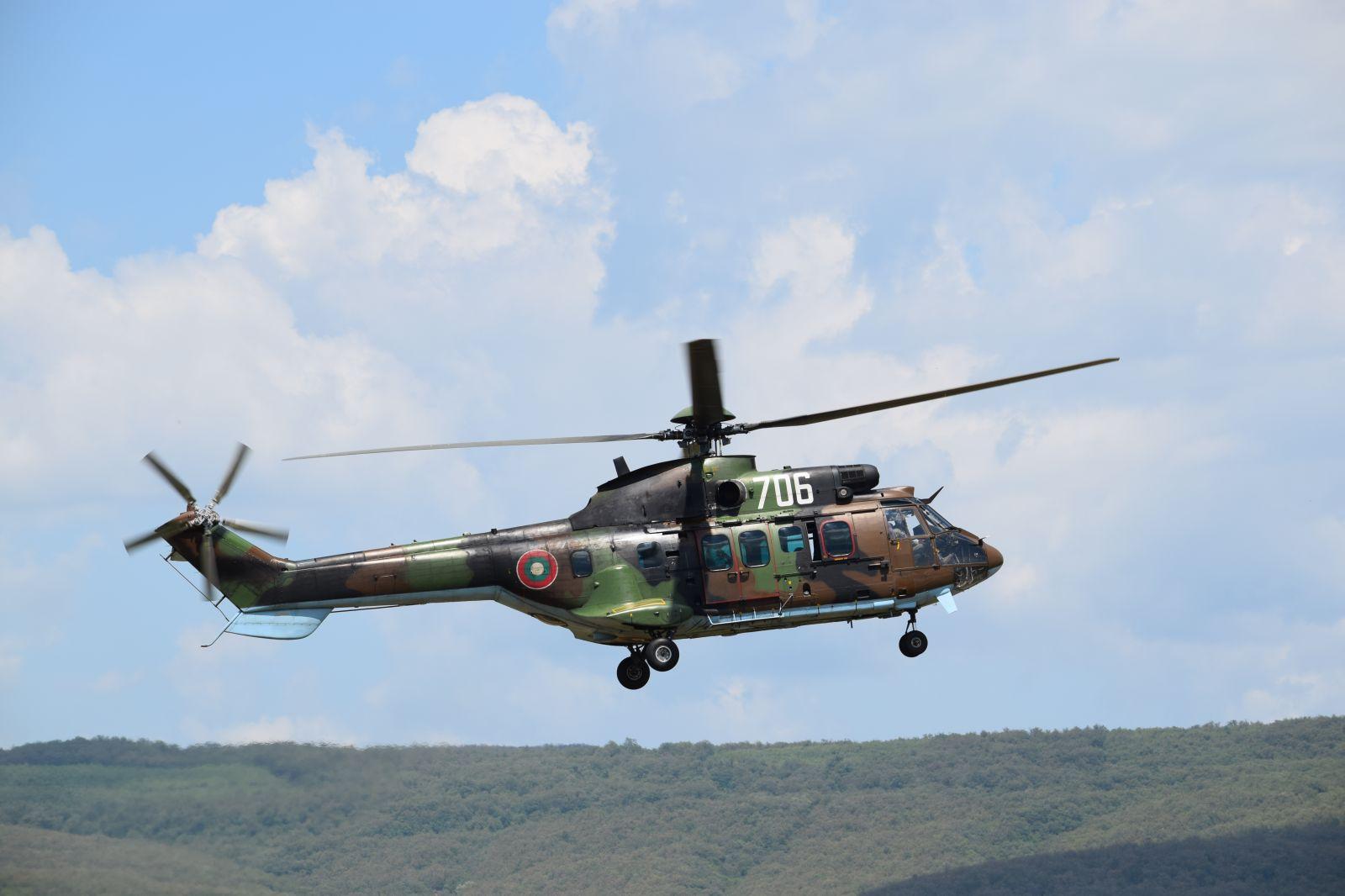 България се присъединява към Партньорството за поддръжка на хеликоптери към Агенцията на НАТО за поддръжка и придобиване