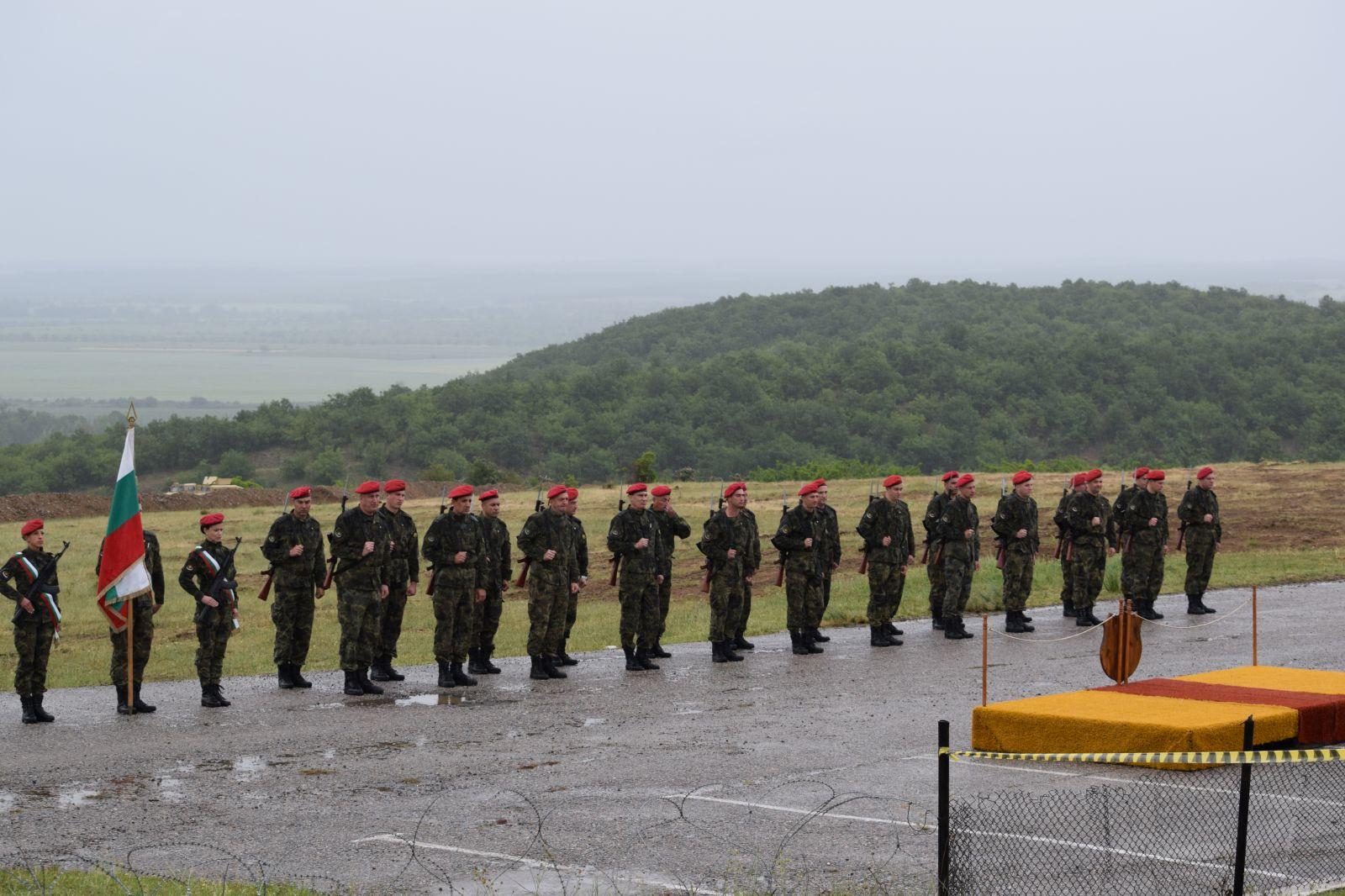 """Ден за ВИП гости на ТУБС Balkan Sentinel-21 на """"Ново село"""". Част 1 Началото"""