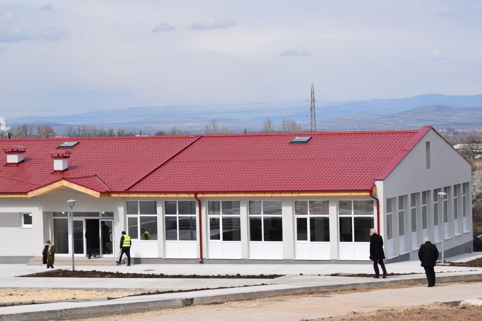 Нов учебно-тренировъчен комплекс на Специалните сили. Част 2 - Новите сгради и съоръжения (СПЕЦИАЛНА ГАЛЕРИЯ)