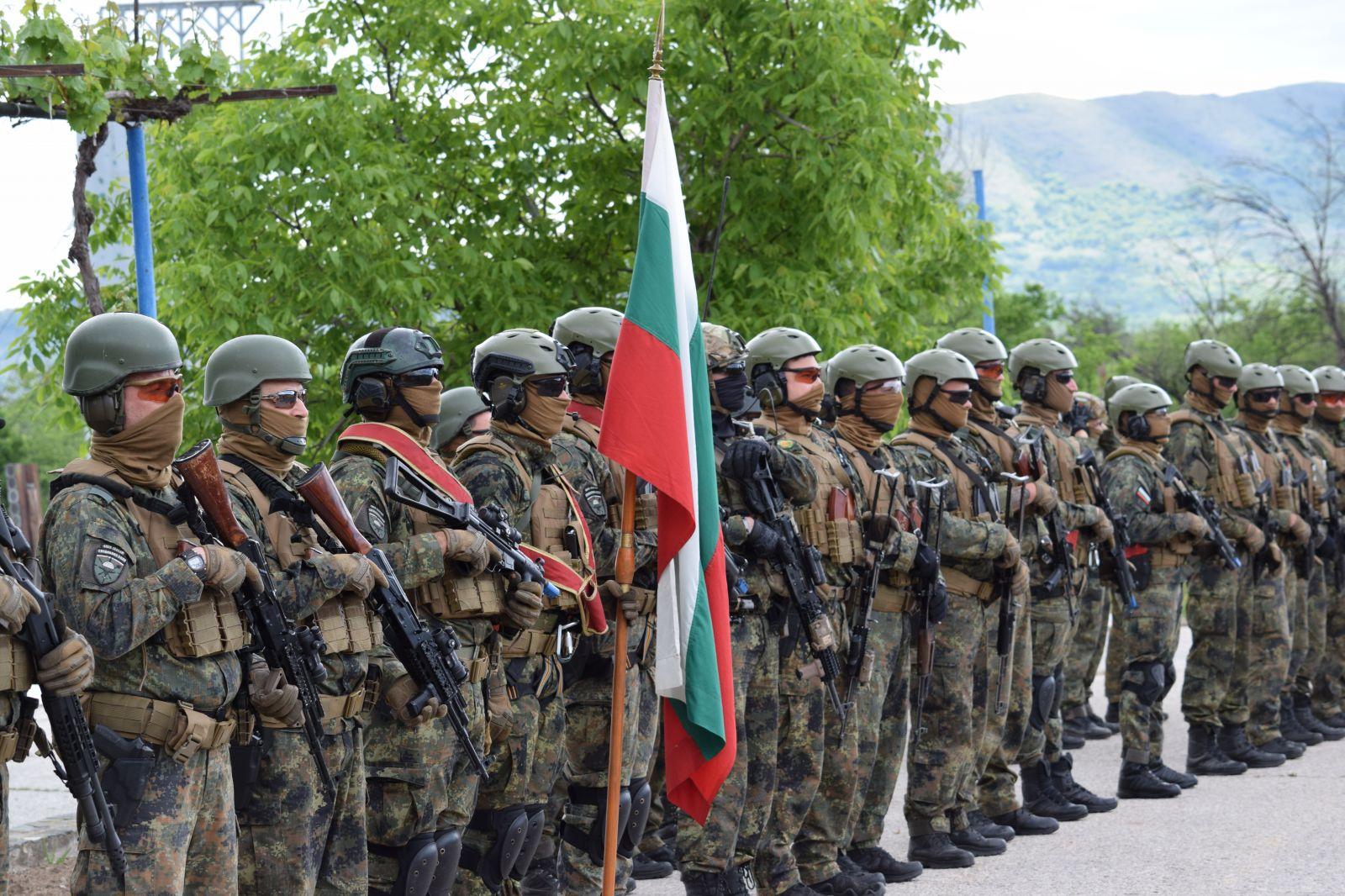 Обявен е нов конкурс за заемане на вакантни войнишки длъжности във военните формирования на СКСО в Пловдив (ГАЛЕРИЯ)