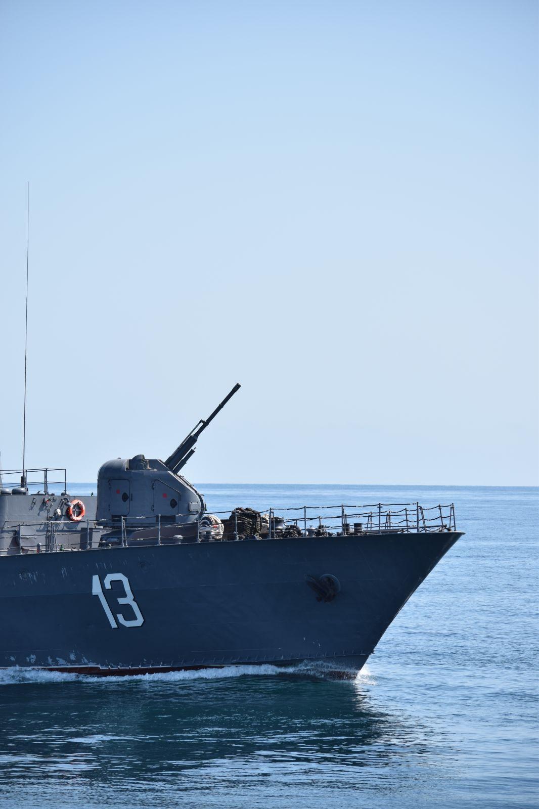 Бриз 2019 – Част 5 - Корабна ПВО в 3 епизода (ГОЛЯМА АВИАЦИОННО-РАКЕТНА ГАЛЕРИЯ)