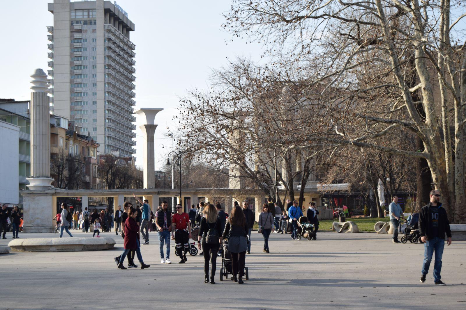 Мързелив мартенски съботен следобед във Варна (ГОЛЯМА ЕКСКЛУЗИВНА КРАЙБРЕЖНА ГАЛЕРИЯ)