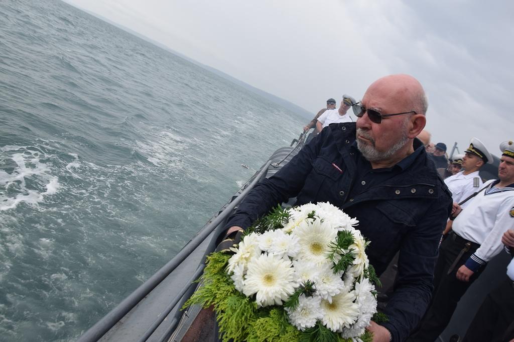 СБОГУВАХМЕ СЕ С АДМИРАЛ ИВАН ДОБРЕВ