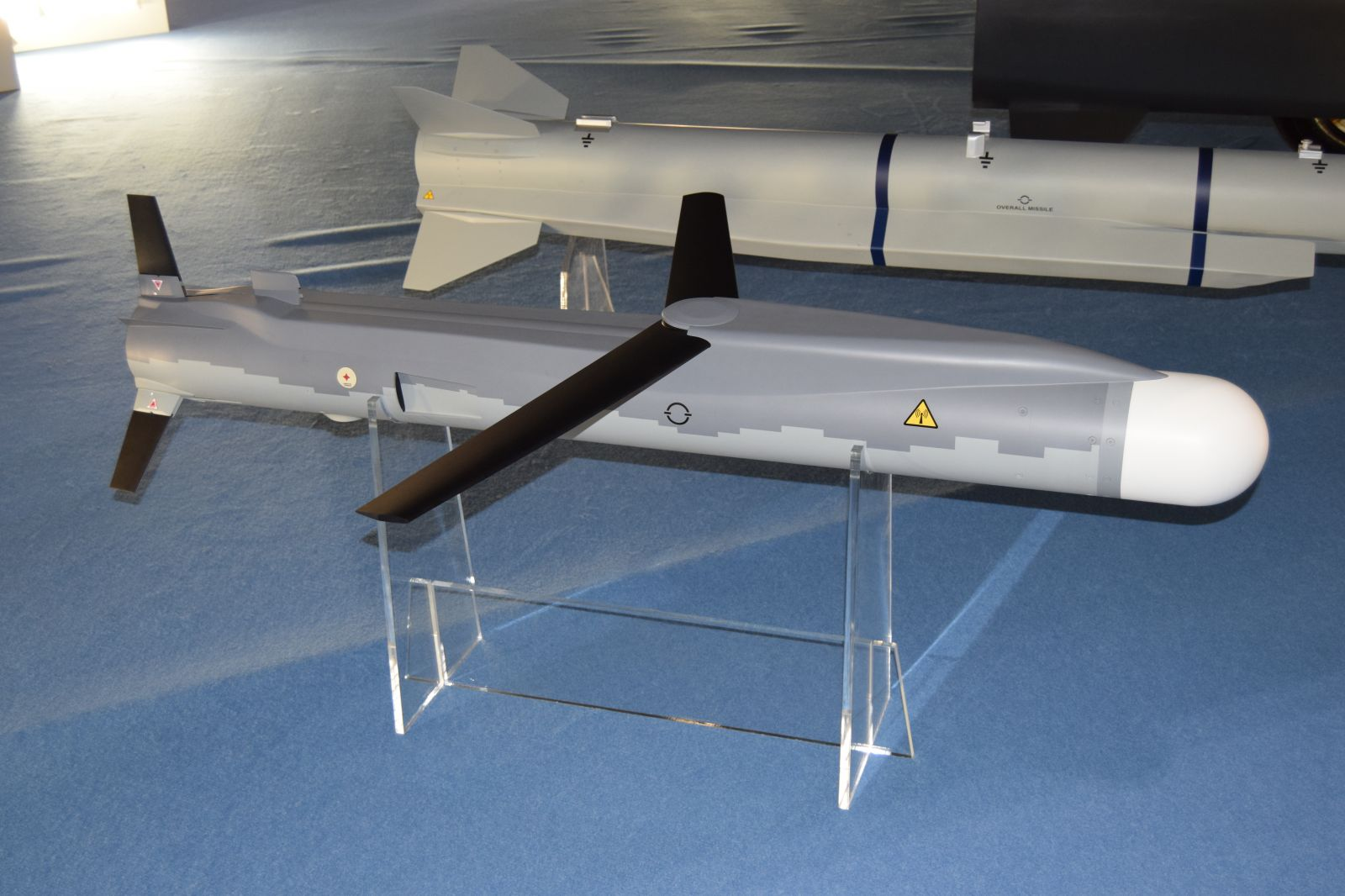 DSEI 2019 - MBDA работи върху ново оръжие за РЕБ SPEAR-EW
