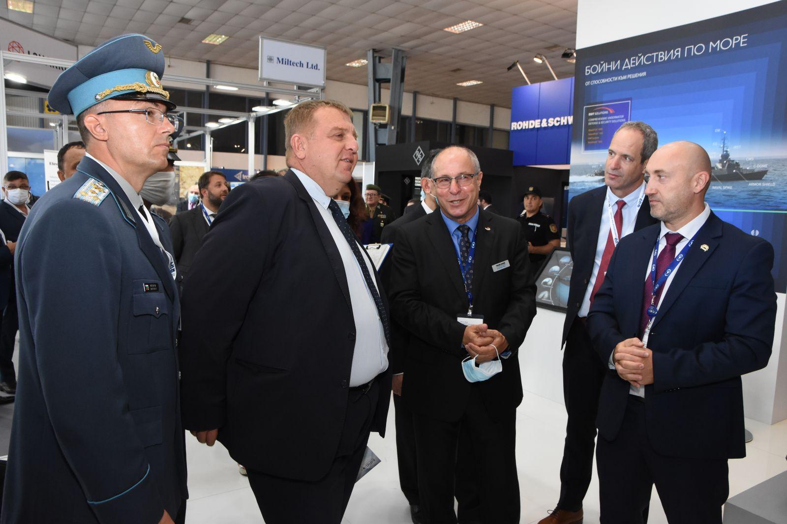 Имаме какво да предложим на България като трансфер на технологии и производствен опит - Изар Сахар, регионален директор за Европа на RAFAEL Advanced Defense Systems Ltd.