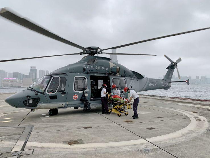 Airbus предлага H175 като потенциален заместител на вертолетите Puma за Кралските ВВС на Великобритания