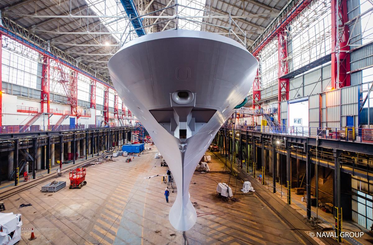 Naval Group доставя фрегата FREMM DA Alsace: първата многофункционална фрегата FREMM с подобрена ПВО (ЕКСКЛУЗИВНИ СНИМКИ)