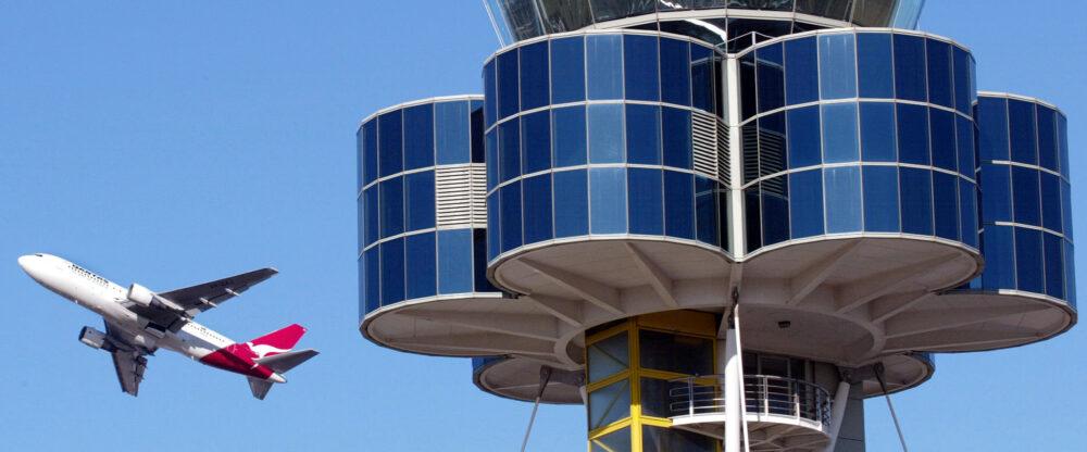 Най-високите летищни кули за управление на въздушното движение в света