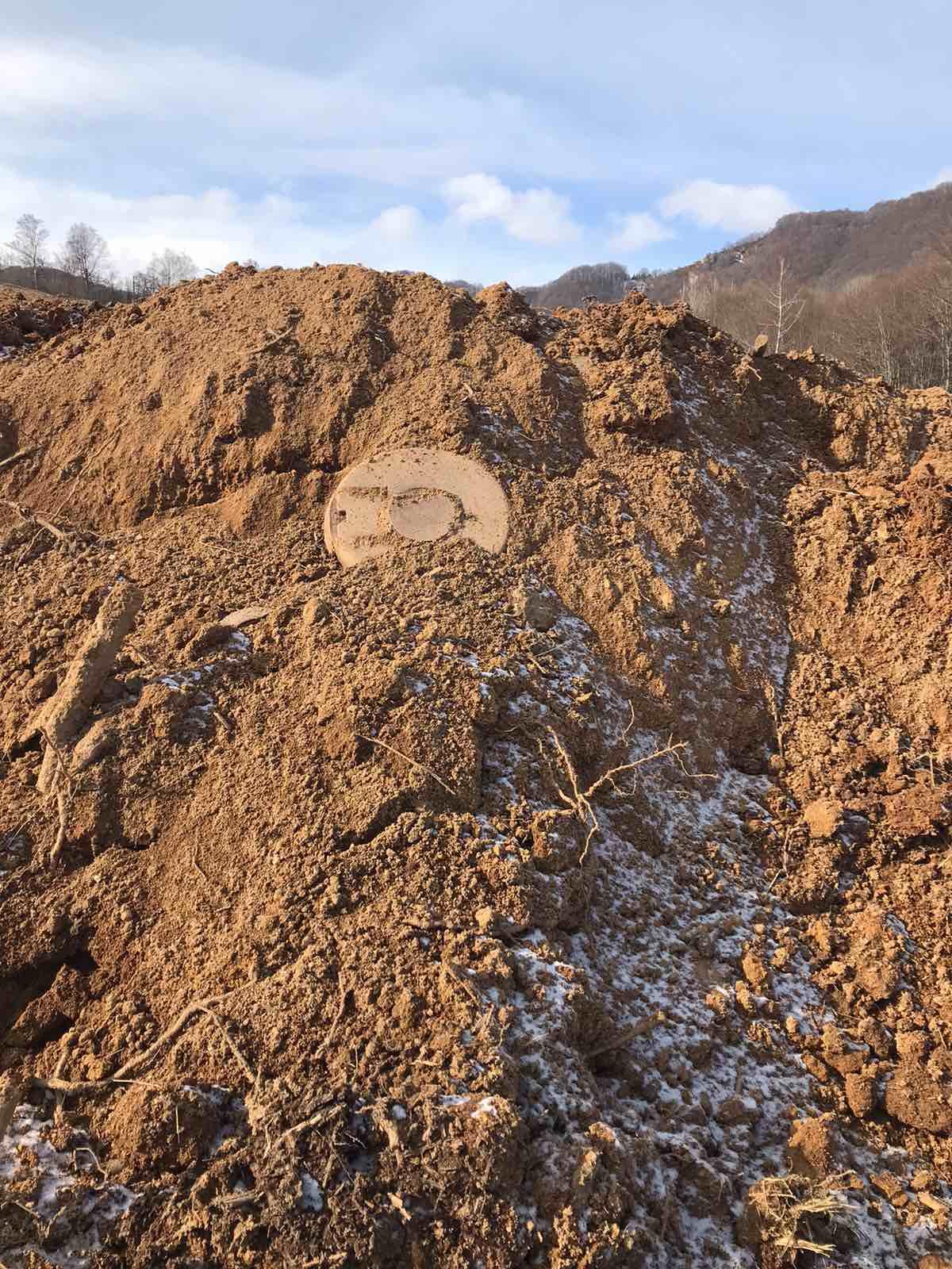 Екип на 24-а авиабаза Крумово унищожи противотанкови мини