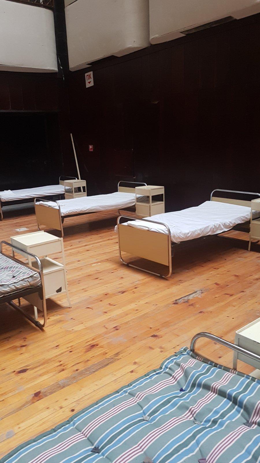 COVID 19 - ВМС развърна полева болница във Варна