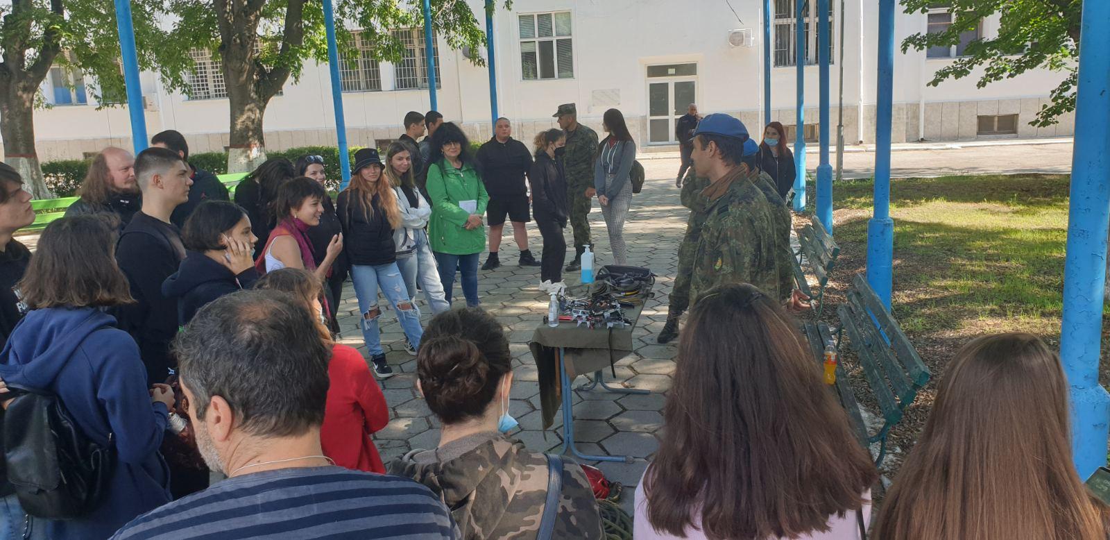 ГАЛЕРИЯ: Ден на отворени врати в СКСО