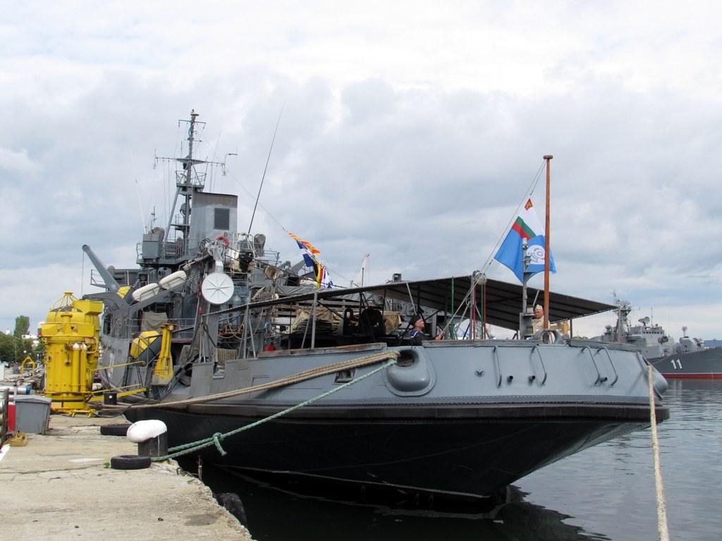 69 години 18-и Дивизион кораби със спомагателно назначение (ГАЛЕРИЯ)