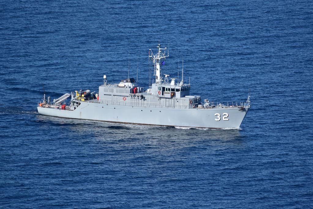 Българските ВМС няма да участват в противоминното учение Poseidon 21 заради COVID-19