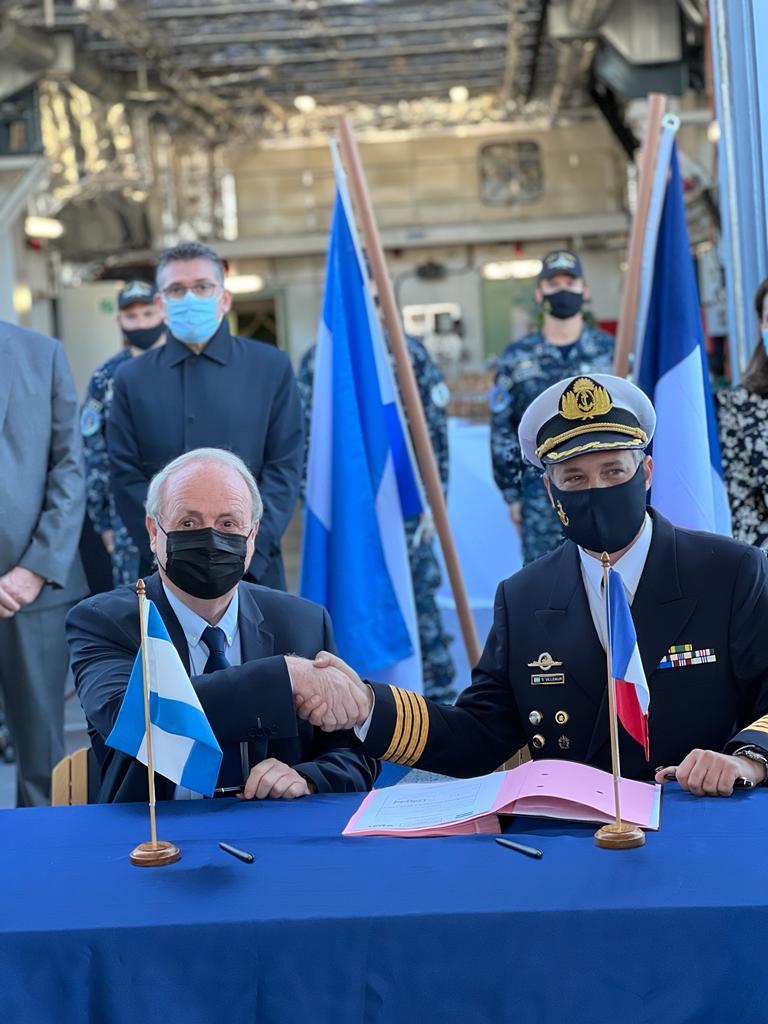 Naval Group достави P-53 A.R.A. Storni, третият многофункционален морски патрулен кораб за Аржентина