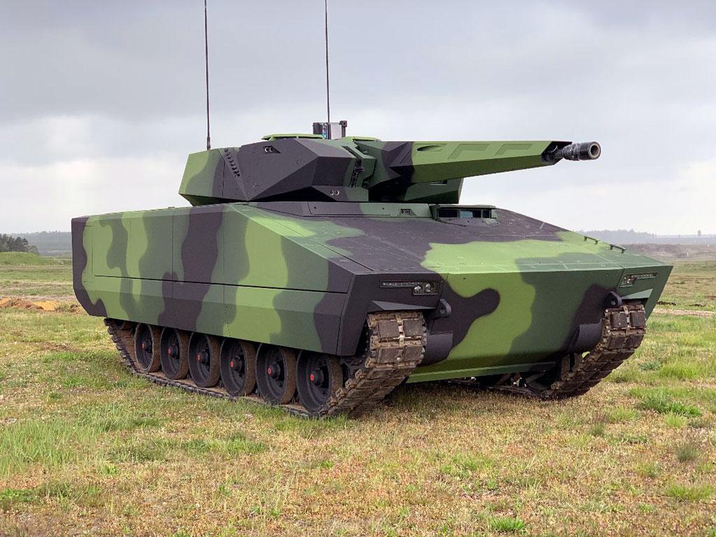 Rheinmetall и Czechoslovak Group a.s. подписаха MoU за производствена и технологична подкрепа в областта на военните машини (СНИМКИ)