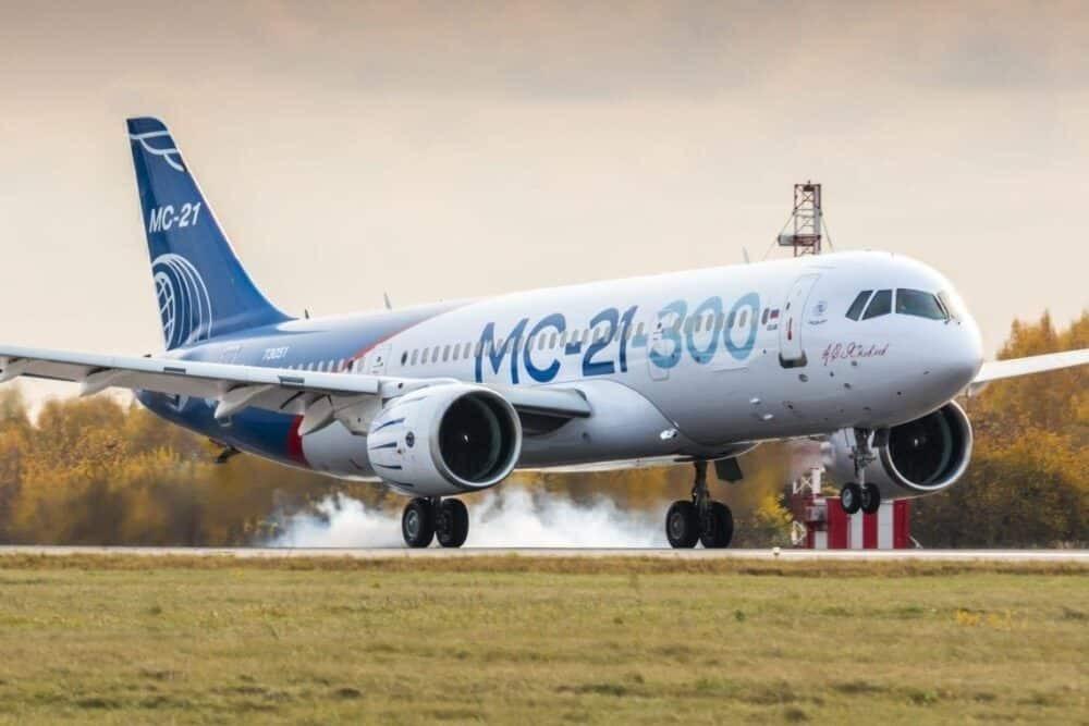 Руската алтернатива на 737 MAX - MC-21-300 е готов да лети с руски двигатели до края на 2020 г.