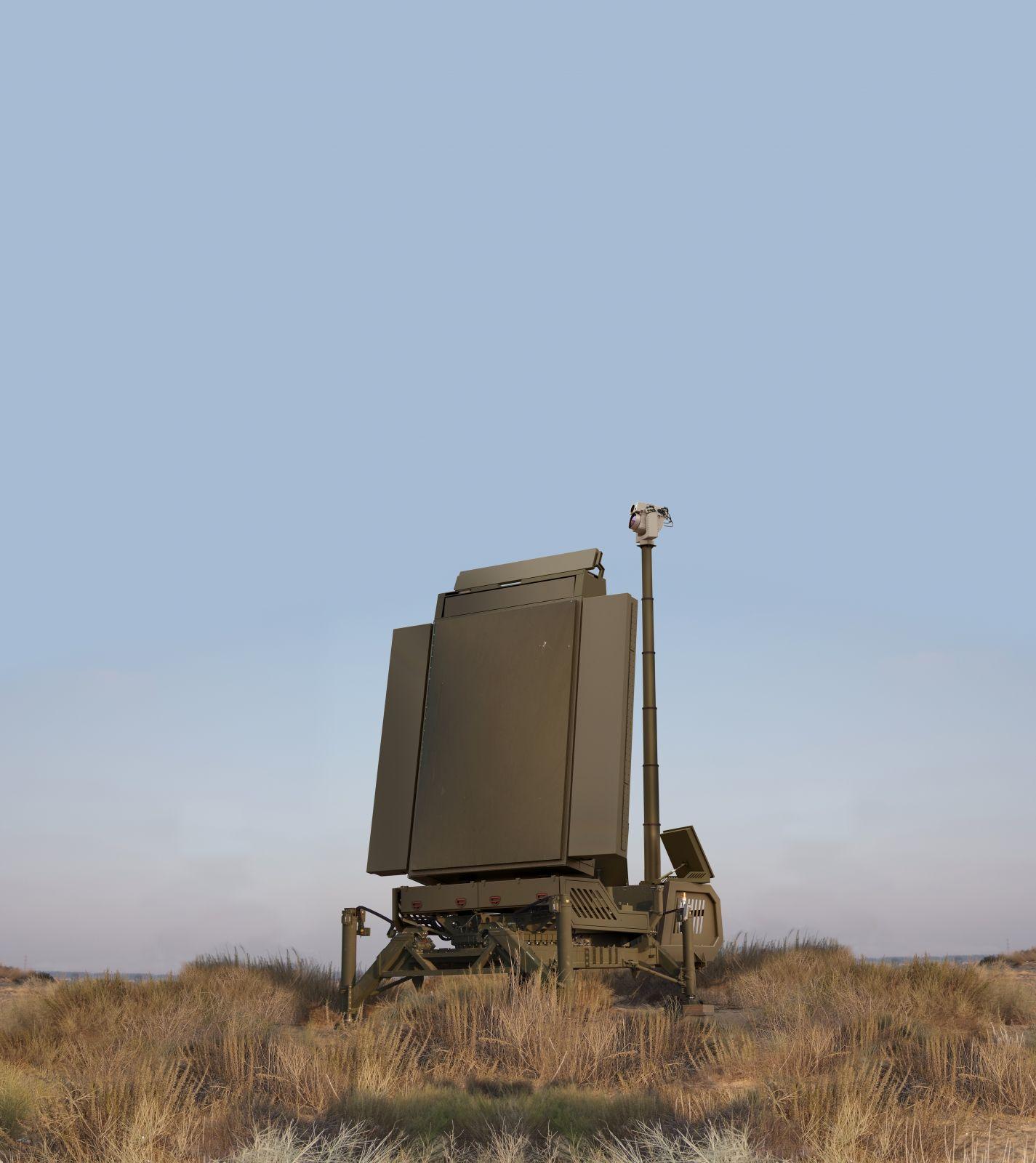 ХЕМУС 2020 - IAI предложи на България модерни многофункционални радари MMR ELM-2084
