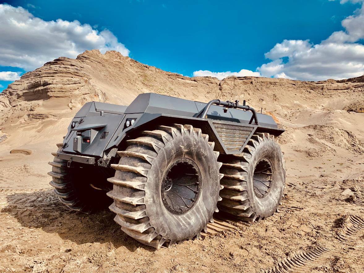 Нов член в семейството: Rheinmetall Mission Master XT, автономно UGV за екстремни терени (ГОЛЯМА ЕКСКЛУЗИВНА ГАЛЕРИЯ)
