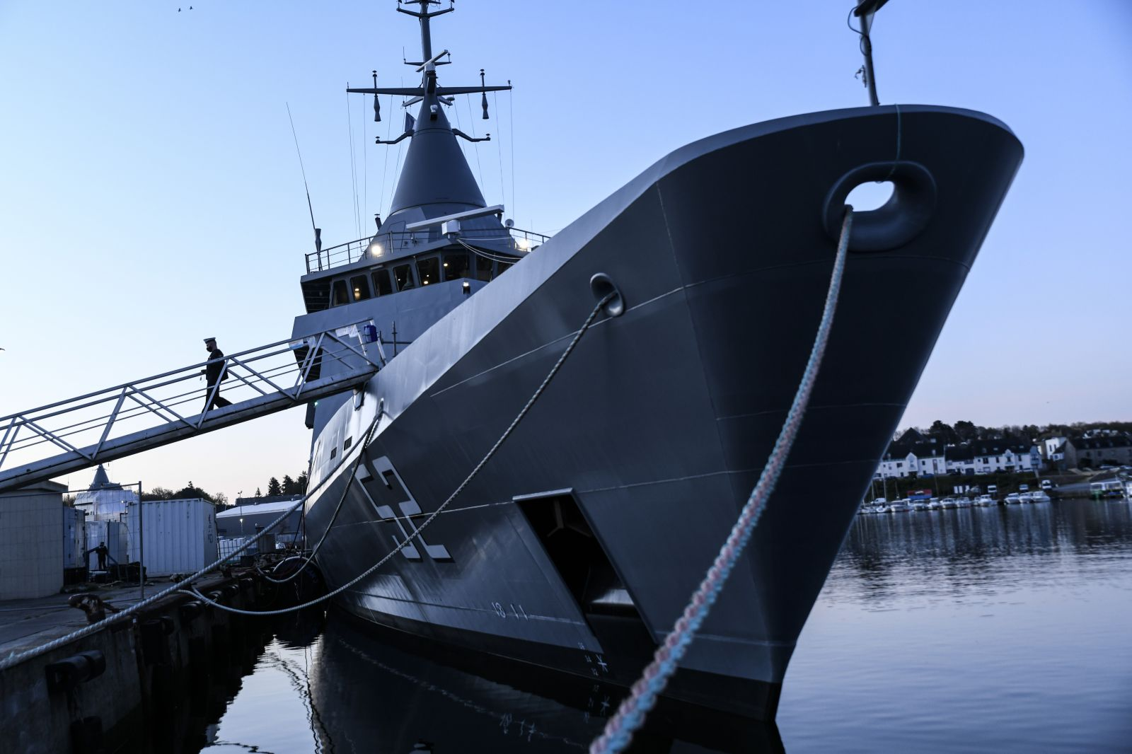 Naval Group достави на Аржентина втория офшорен патрулен кораб тип Gowind OPV - A.R.A. 52 Piedrabuena (ЕКСКЛУЗИВНИ СНИМКИ)