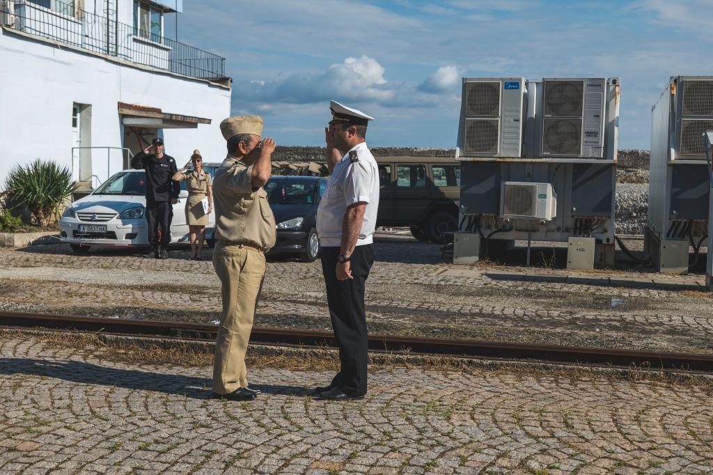 57 години 4-и дивизион патрулни кораби (ГАЛЕРИЯ)