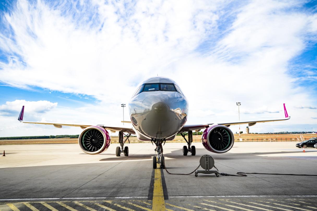 Пристигна първия  A320neo на Wizz air (ГАЛЕРИЯ)