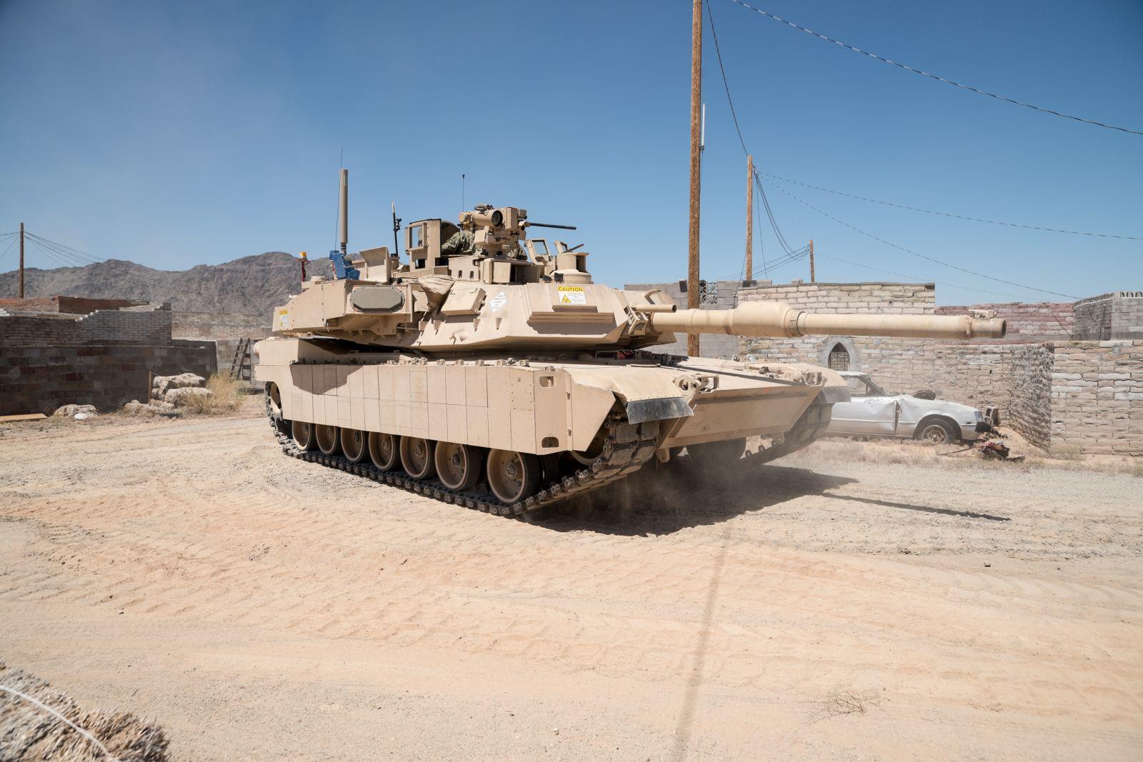 Системата за активна защита Trophy на Rafael е избрана от Великобритания за основния боен танк Challenger 3