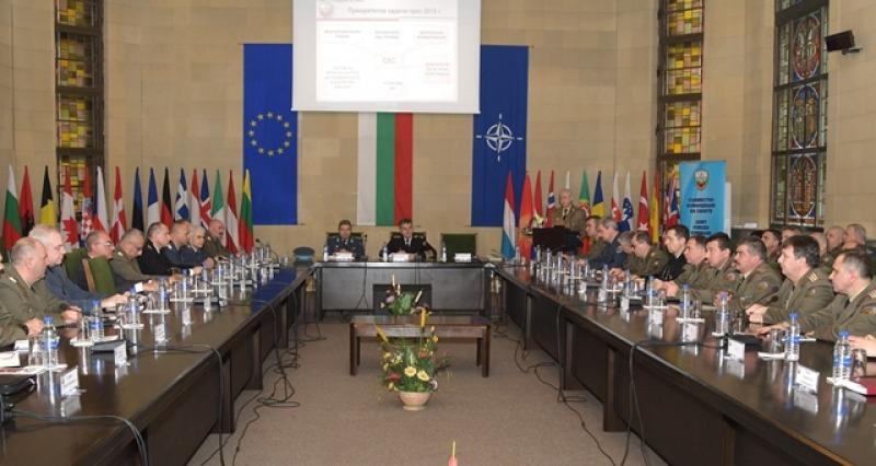 Командващият на СКС ген.-лейтенант Любчо Тодоров: Градим способности и международен авторитет сред съюзниците от НАТО и страните от Балканския регион (ГАЛЕРИЯ)
