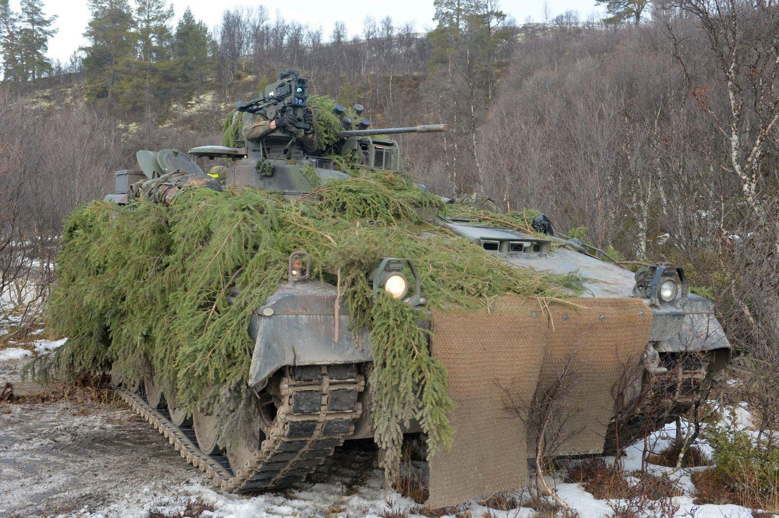 Rheinmetall с договор за удължаване на срока на експлоатация на БМП Marder на Bundeswehr-а за 110 милиона евро (СНИМКИ)