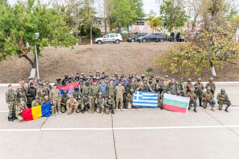 Успешно участие на военнослужещи от Специалните сили в международното учение Neptune Strаike 2019 в Румъния