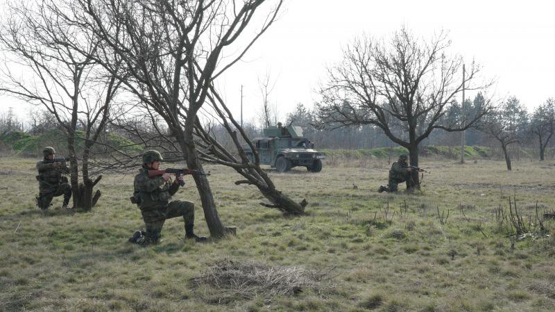 """Сертифицираха с """"Боеготов"""" по CREVAL 42-ти контингент за мисията """"Решителна подкрепа""""на НАТО в Афганистан (ГОЛЯМА УЧЕБНА ГАЛЕРИЯ)"""