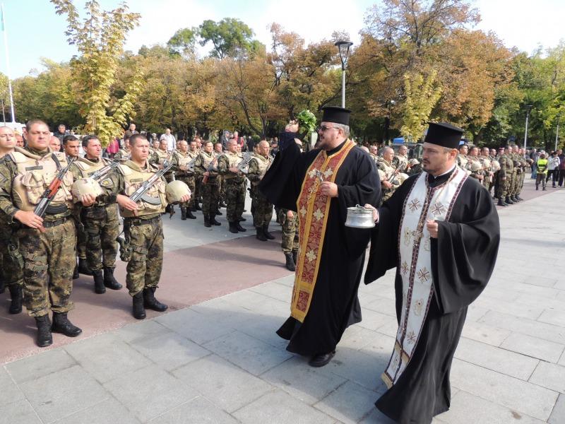 """39-и контингент от Българската армия ще се включи в мисията на НАТО """"Решителна подкрепа"""" в Афганистан (ГАЛЕРИЯ)"""