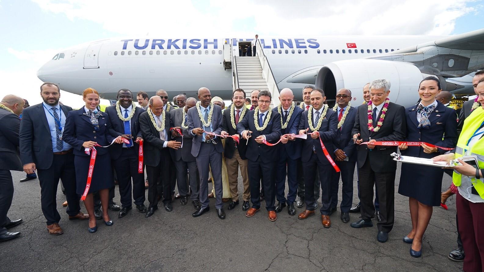Морони е новата екзотична дестинация на Turkish Airlines в Африка. Столицата на Коморски съюз е 304-ият град, до който авиокомпанията лети