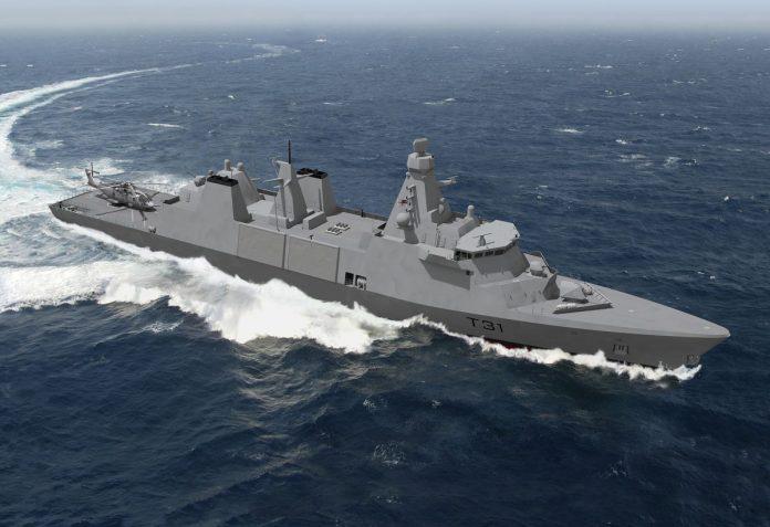 Rolls-Royce сключи договор за цялостни задвижващи системи MTU за фрегатите Type 31 на Royal Navy