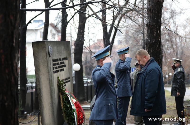 Тържествено бе отбелязана 113-ата годишнина от създаването на българското военно разузнаване (ГАЛЕРИЯ)